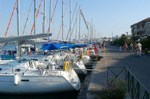 Yachtcharter Ionisches Meer © by Joerg from Athens CC BY 2.0